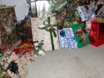 gifts under thetree