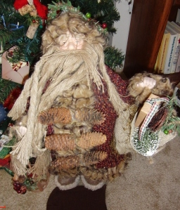 My vision of St. Nicholas aka Santa Claus
