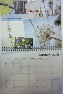 My good friend made this calendar with all photos she took.