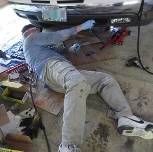 Tech Support being a mechanic aka Genius