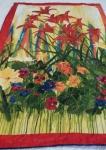 lilies panel. LKS