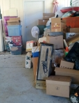 sorting-thru-on-driveway
