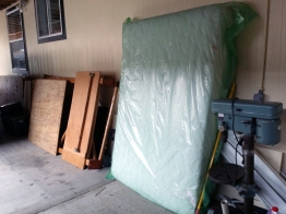 Mattress went to a good home for free