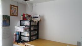 Still cluttered, getting better