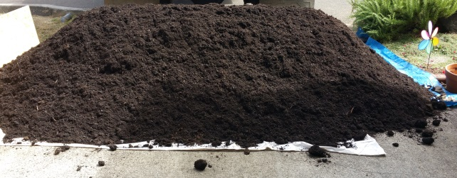 mulch 2 yards