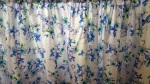 kitchen curtain fabricclose