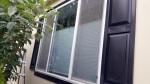 finished window trim