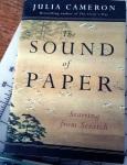 sound of paper
