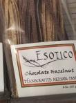 hazelnut choclate pasta
