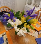 flowers from daughter