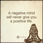 negative minds