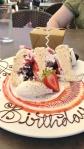 Papa Haydn dessert
