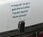 sign on limo800