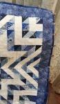 blue binding border