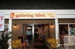 gathering fabrics Woodinville WAfront