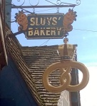 Sluys bakery sign
