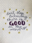 GOOD IN THEUNIVERSE